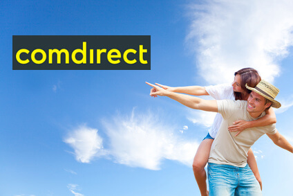 comdirect Gemeinschaftskonto (Partnerkonto) online eröffnen