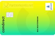 comdirect Partnerkonto VPay GiroCard