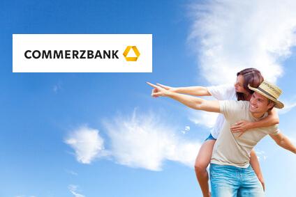 Commerzbank Gemeinschaftskonto (Partnerkonto) online eröffnen