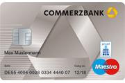 Commerzbank Partnerkonto Maestro GiroCard