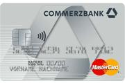 Commerzbank Partnerkonto MasterCard Kreditkarte