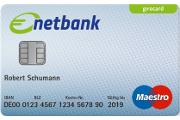netbank Partnerkonto Maestro Girocard
