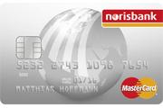 norisbank Partnerkonto MasterCard Kreditkarte