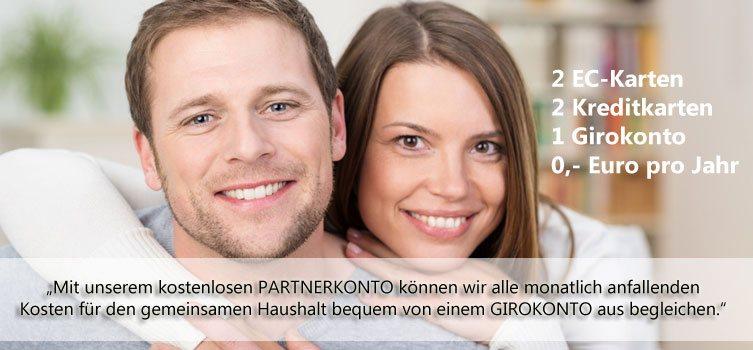 Partnerkonto - gemeinsames Girokonto