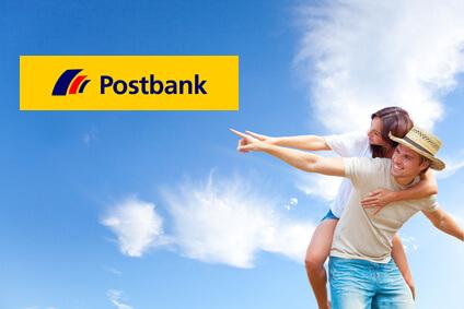 Postbank Gemeinschaftskonto (Partnerkonto) online eröffnen