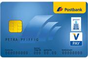 Postbank Partnerkonto Vpay Girocard