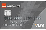 Wüstenrot Partnerkonto Visa Card